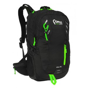 Рюкзак Peme X Lite 25 Black-Green